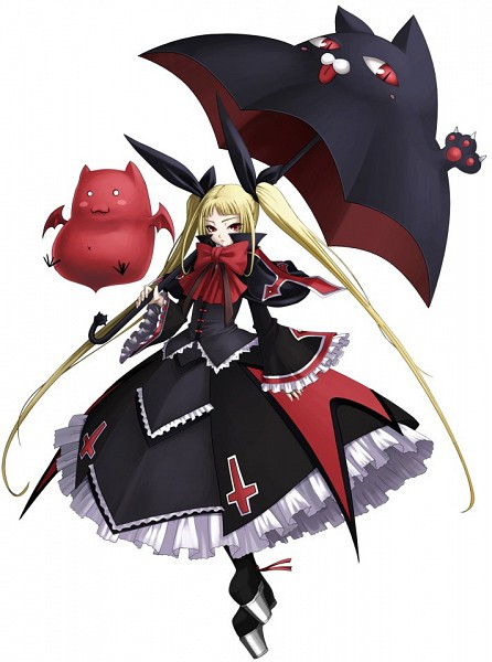 Tags: Anime, BlazBlue, Rachel Alucard
