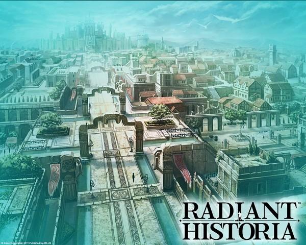 Radiant Historia - Atlus