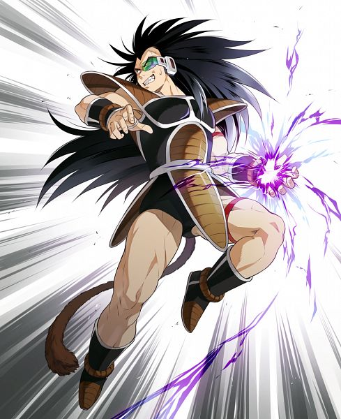 Raditz - DRAGON BALL
