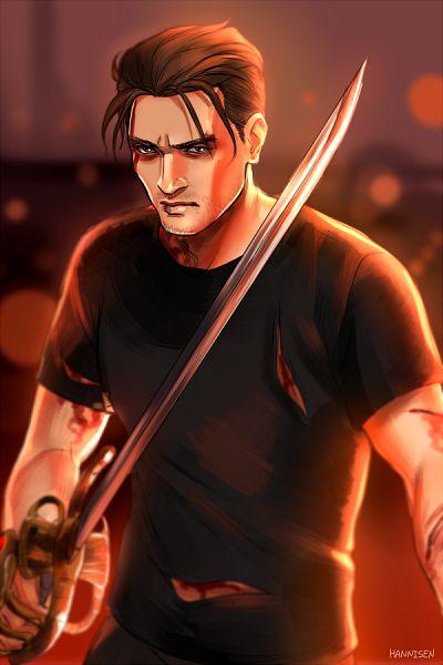 Rafe Adler (Adler Rafe) - Uncharted 4: A Thief's End
