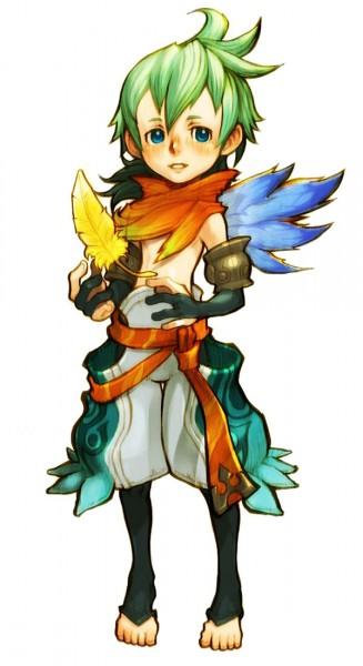 Raffaello - Final Fantasy Fables: Chocobo's Dungeon