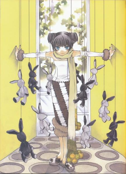Tags: Anime, Hatenkou Yuugi, Rahzel Anadis