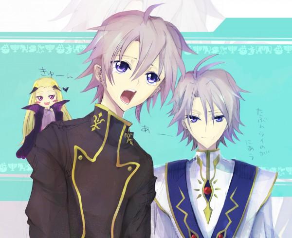 Tags: Anime, CODE GEASS: Hangyaku no Lelouch, Rai (Code Geass), Fanart