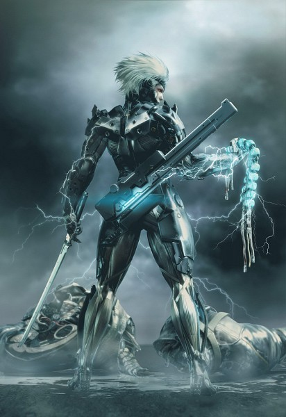 Raiden - Metal Gear Solid