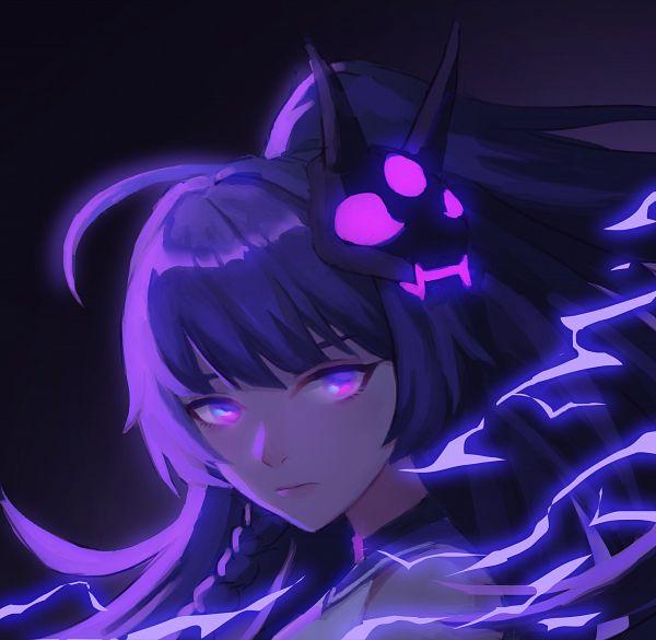 Tags: Anime, Pixiv Id 12669791, Houkai 3rd, Raiden Mei