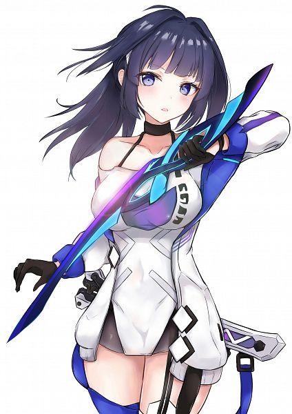 Tags: Anime, Pixiv Id 23743022, Houkai 3rd, Raiden Mei