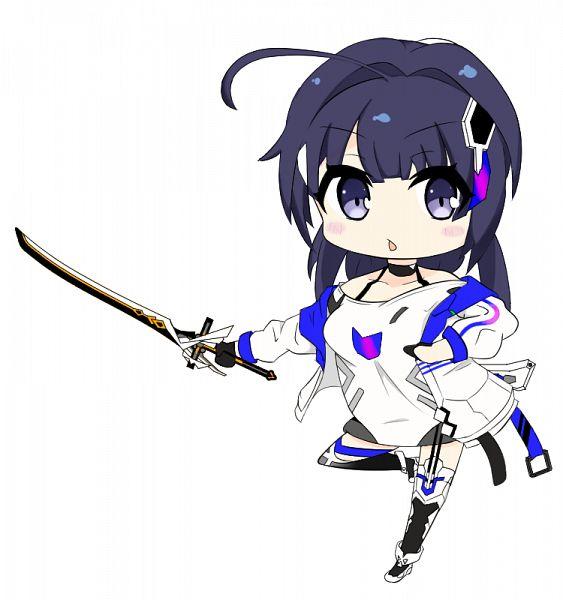Tags: Anime, Pixiv Id 39793356, Houkai 3rd, Raiden Mei