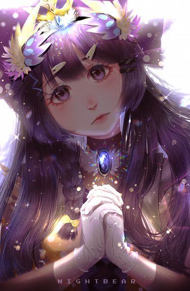 Tags: Anime, Pixiv Id 33852689, Houkai 3rd, Raiden Mei, Fanart From Pixiv, Pixiv, Fanart