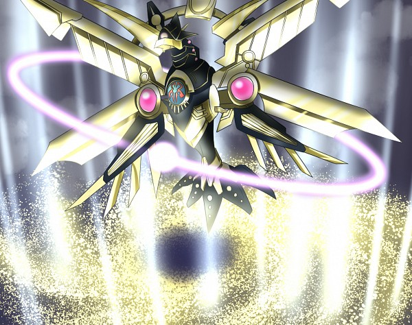 Tags: Anime, Pixiv Id 5105544, Yu-Gi-Oh!, Yu-Gi-Oh! ARC-V, Raidraptor - Ultimate Falcon, Pixiv, Fanart, Fanart From Pixiv