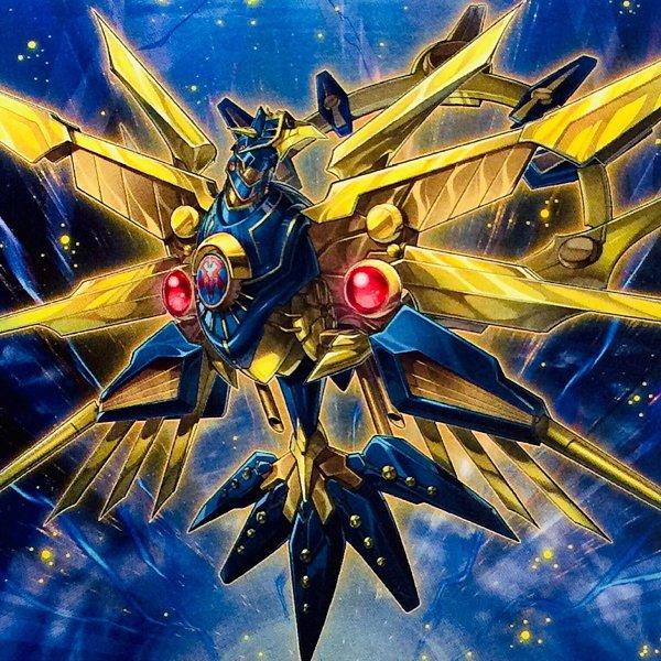 Raidraptor - Ultimate Falcon - Yu-Gi-Oh! ARC-V