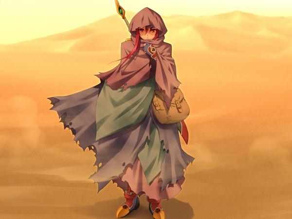 Tags: Anime, Ikazuchi no Senshi Raidy, Raidy, CG Art