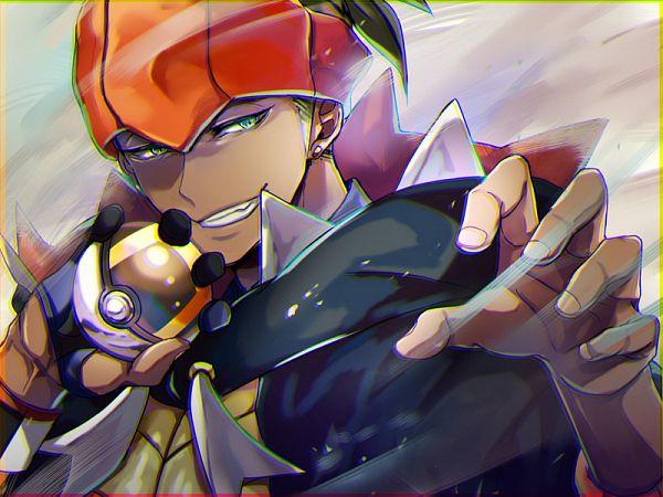 Tags: Anime, Pixiv Id 1365758, Pokémon Sword & Shield, Raihan