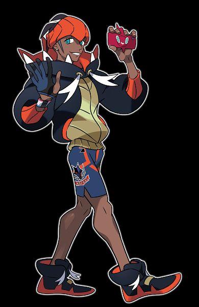 Raihan - Pokémon Sword & Shield