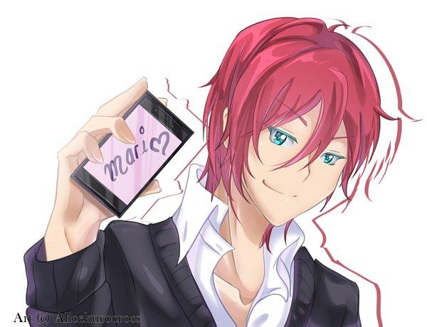 Tags: Anime, AliceKuroCross, Nijiiro Days, Matsunaga Tomoya, Self Made, Rainbow Days