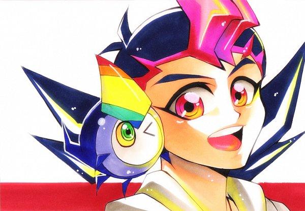 Rainbow Kuriboh - Yu-Gi-Oh! ZEXAL