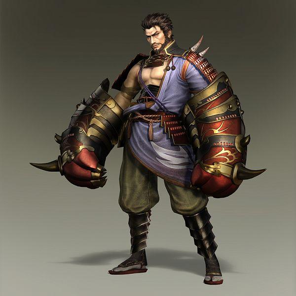 Raizou (Toukiden 2) - Toukiden 2