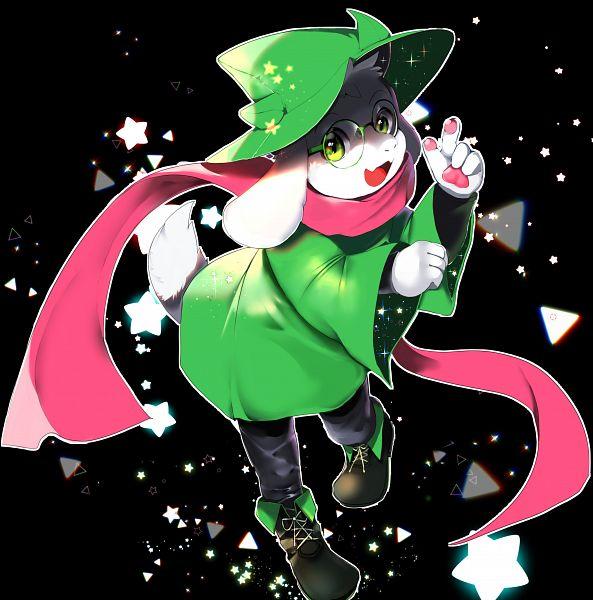 Tags: Anime, Pixiv Id 3631561, Deltarune, Ralsei, Yagimimi, Pixiv, Fanart, Fanart From Pixiv