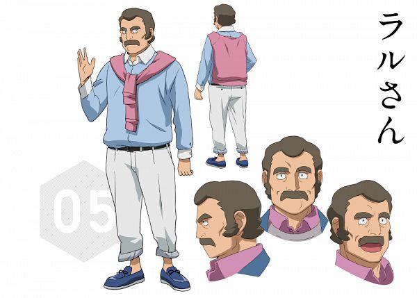 Ramba Ral - Gundam Build Fighters