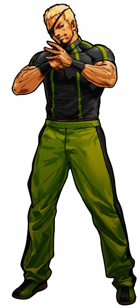 Ramon - The King of Fighters
