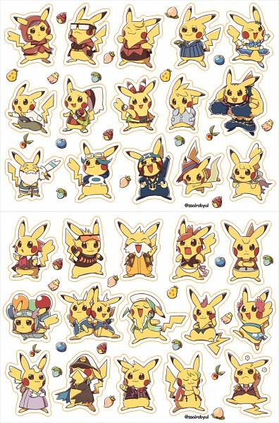 Ran (Pokémon) (Cosplay) - Ran (Pokémon)