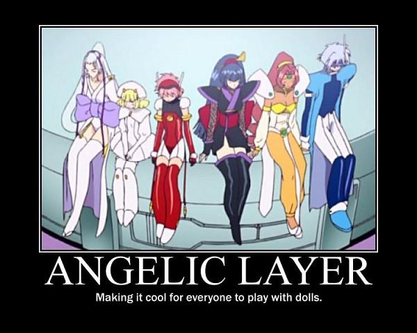 Ranga (Angelic Layer) - Angelic Layer