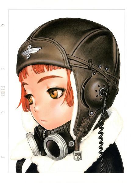 Tags: Anime, Range Murata, Last Exile, Lavie Head