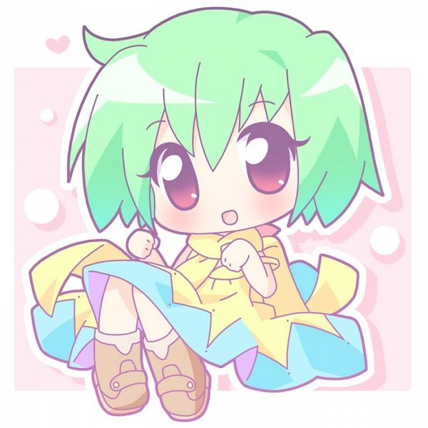 Tags: Anime, Mirai (Sugar), Macross Frontier, Ranka Lee