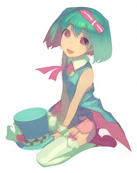 Tags: Anime, Mckeee, Macross Frontier, Ranka Lee, Niji Iro Kuma Kuma
