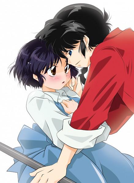 Tags: Anime, Pixiv Id 225013, Ranma ½, Saotome Ranma, Tendo Akane