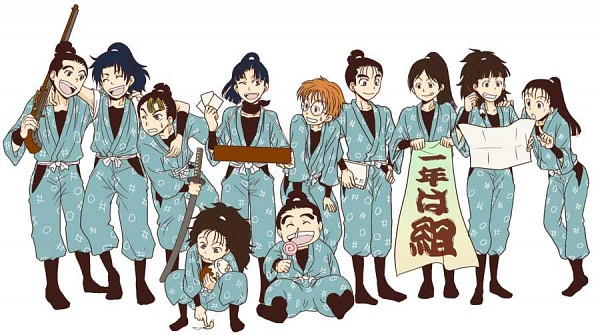 Rantarou's Class - Ichinensei