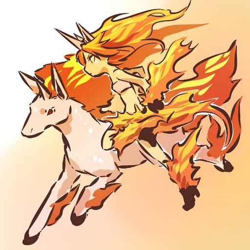 Rapidash - Pokémon