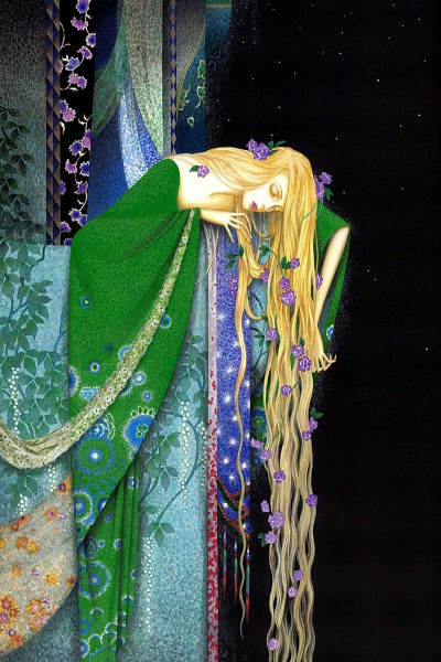 Rapunzel (Character) - Rapunzel