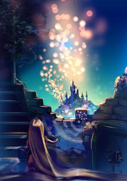 Tangled Disney Rapunzel Zerochan Anime Image Board