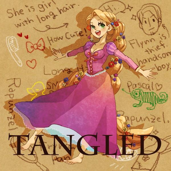 Tags: Anime, Pixiv Id 3038875, Rapunzel, Tangled (Disney), Rapunzel (Character), Rapunzel (Tangled), Disney, Pixiv
