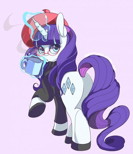 Tags: Anime, Sugaryrainbow, My Little Pony, Rarity, Cutie Mark, deviantART, Fanart, Fanart From DeviantART
