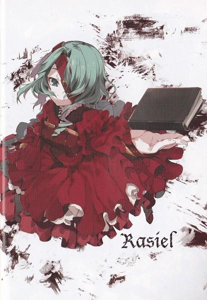 Rasiel (Dantalian no Shoka) - Dantalian no Shoka