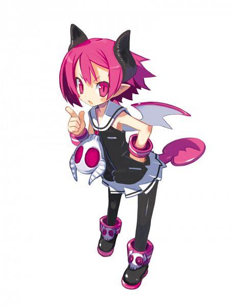 Tags: Anime, Harada Takehito, Nippon Ichi Software, Meikyuu Touro Regasist, Makai Senki Disgaea, Raspberyl