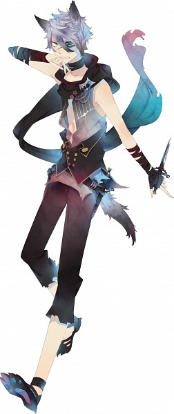 Tags: Anime, Kuroyuki, Rejet, Black Wolves Saga, Rath Vogart