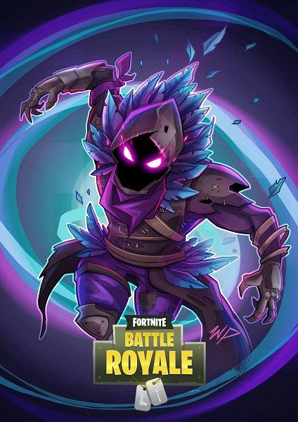 Raven (Fortnite) - Fortnite