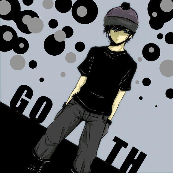 Tags: Anime, Shi Sei, South Park, Raven (South Park), Stanley Randall Marsh, Fanart, Pixiv