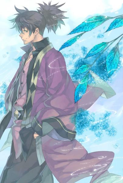 Tags: Anime, Yukiya, Tales of Vesperia, Raven (Tales of Vesperia), Pixiv, Fanart