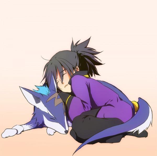 Tags: Anime, Yukiya, Tales of Vesperia, Repede, Raven (Tales of Vesperia), Pixiv, Fanart