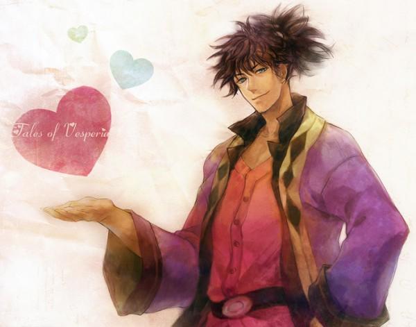 Tags: Anime, Tales of Vesperia, Raven (Tales of Vesperia), Fanart