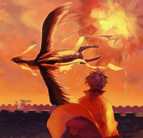 Tags: Anime, Pixiv Id 1863386, Tales of Vesperia, Estellise Sidos Heurassein, Judith (Tales of Vesperia), Raven (Tales of Vesperia), Pixiv, Fanart From Pixiv, Fanart