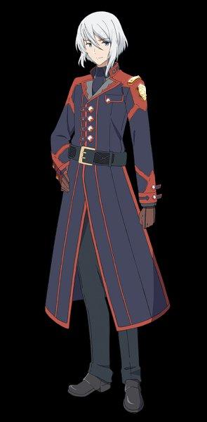 Ray Glansley - Maou Gakuin no Futekigousha
