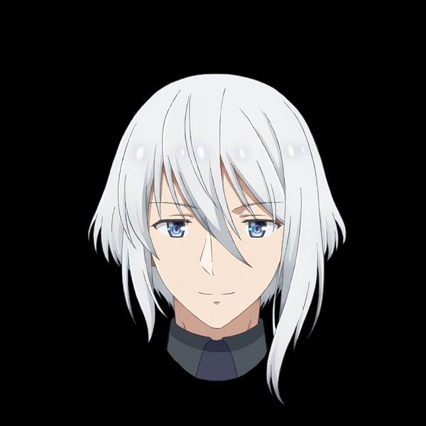 Tags: Anime, Yamayoshi Kazuyuki, Silver Link, Maou Gakuin no Futekigousha, Ray Glansley, Official Art, Character Sheet