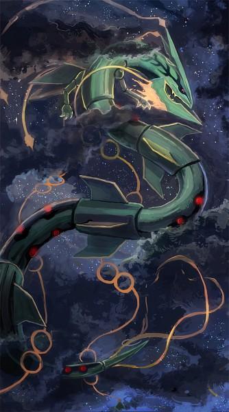Rayquaza - Pokémon