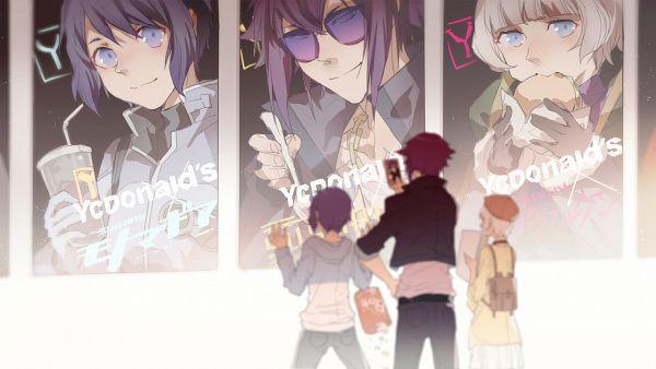 Tags: Anime, NO.18, Re:Creators, Mirokuji Yuuya, Meteora Österreich, Kanoya Rui, Wallpaper