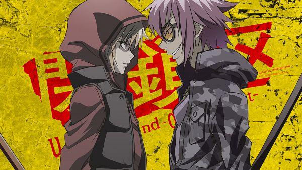 Tags: Anime, TROYCA, Re:Creators, Mirokuji Yuuya, Hakua Shou, Official Art, Official Wallpaper, Wallpaper, Artist Request