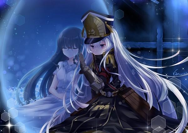 Tags: Anime, Pixiv Id 16170558, Re:Creators, Shimazaki Setsuna, Altair (Re:Creators), Fanart, Fanart From Pixiv, Pixiv